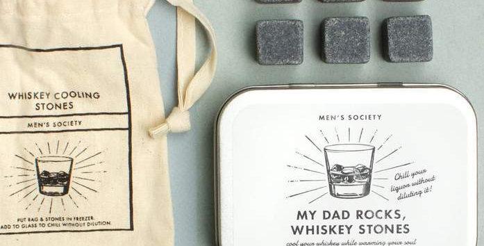 Men's Society - My Dad Rocks Whiskey Stones