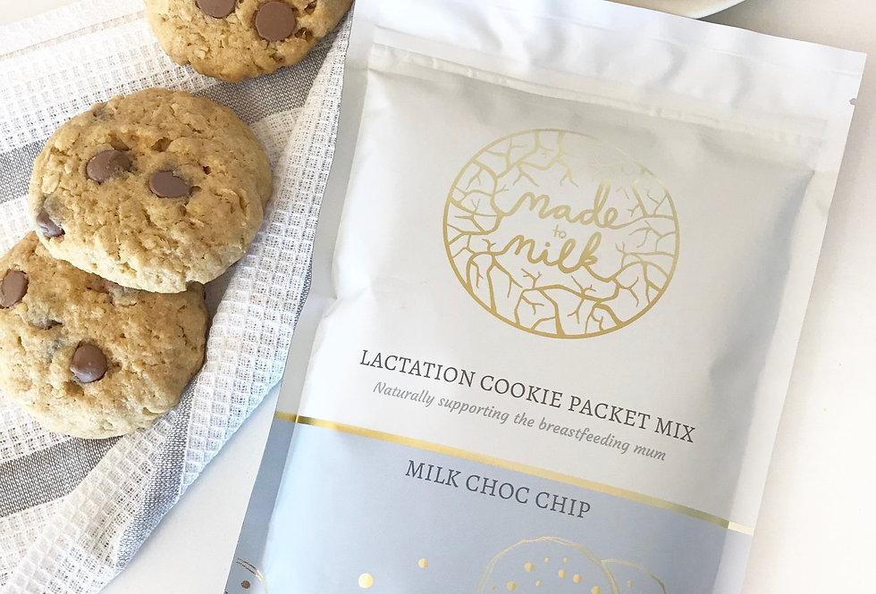 Made to Milk - Milk Choc Chip Packet Mix