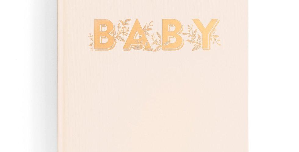 Fox & Fallow - Baby Book Buttermilk (Gender Neutral)