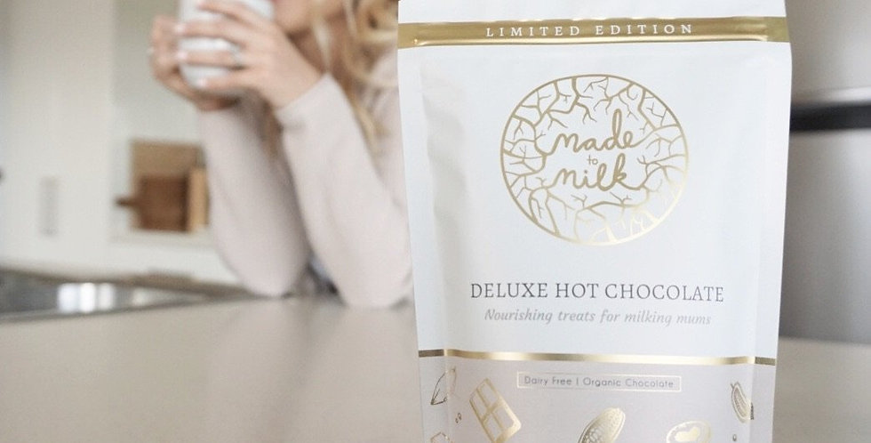 Made To Milk - Deluxe Lactation Hot Chocolate