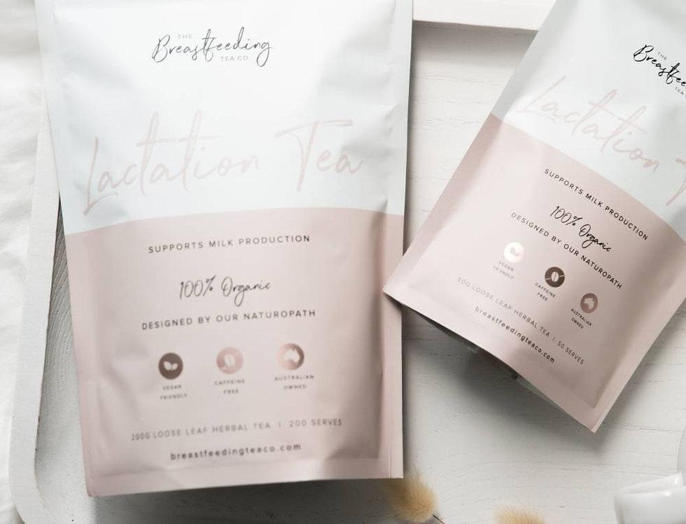 The Breastfeeding Tea Co. - Lactation Tea