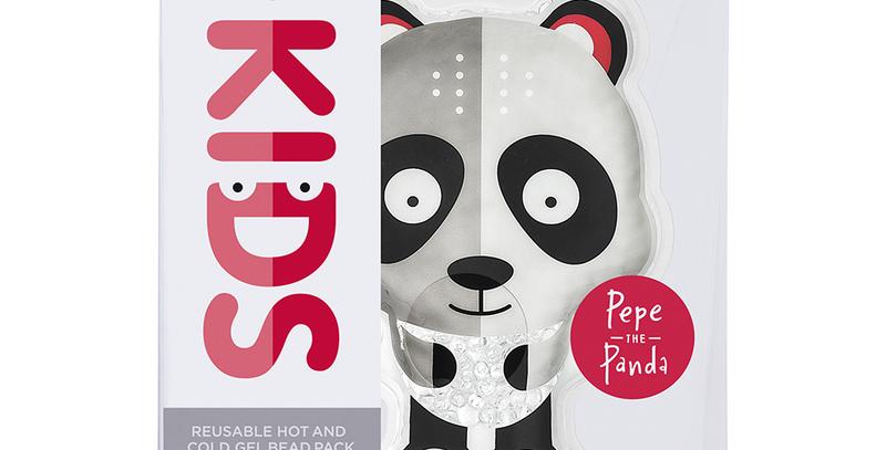 BodyICE Pepe The Panda - Kids Ice or Heat Packs