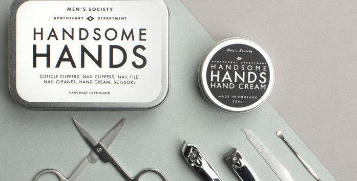 Men's Society - Handsome Hands Manicure Kit