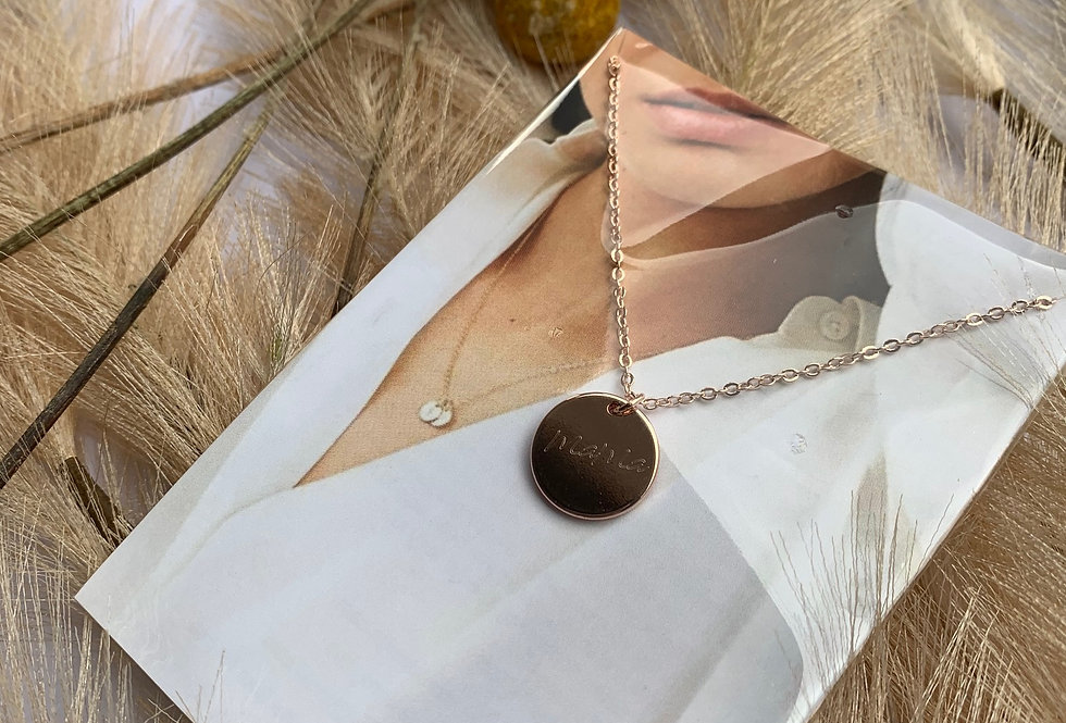 V & Me Custom Designs - Mama Necklace