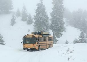 Picture Freeride en Bus Road Trip