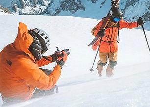 Scarpa Chasseur d'Images Ski Freerando