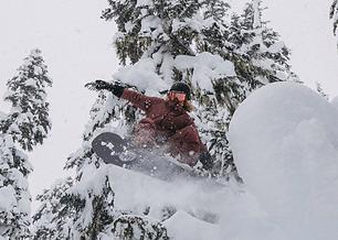 Burton Snowboard Backcountry