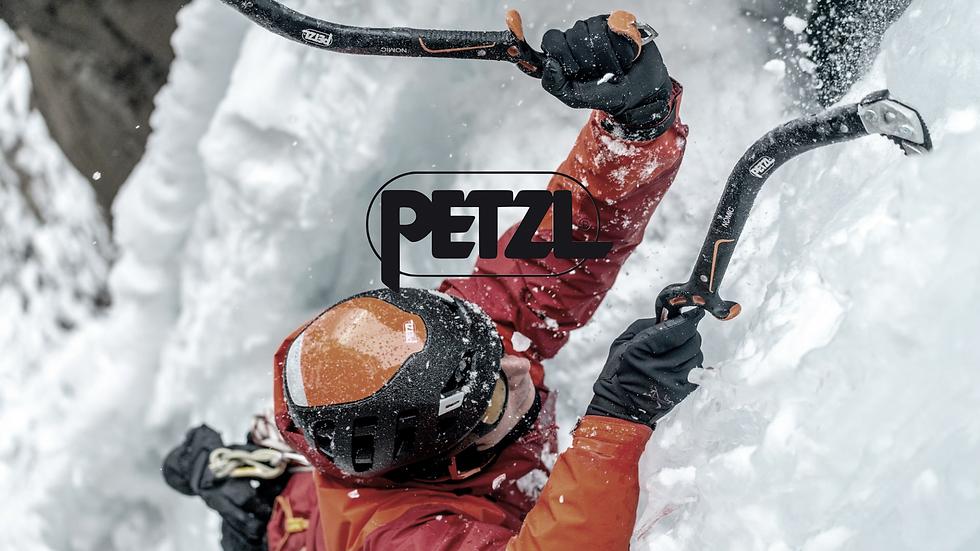 CASCADE DE GLACE avec PETZL, Champagny La Plagne 13-14 Février