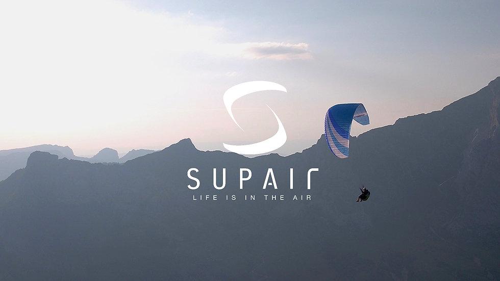 Vol Performance Parapente SUPAIR