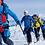 Thumbnail: SKI RANDO Initiation avec Millet, Beaufortain 13-14 Février