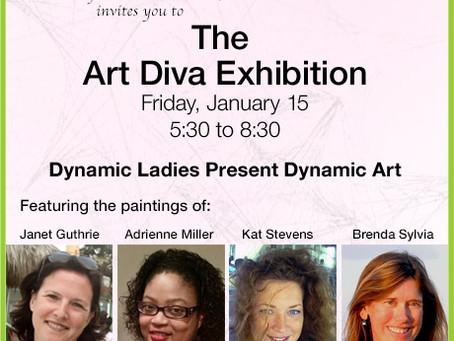 The Art Diva Exihibition