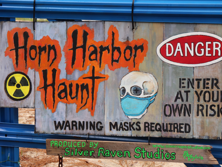 2020 Halloween Haunted Trail