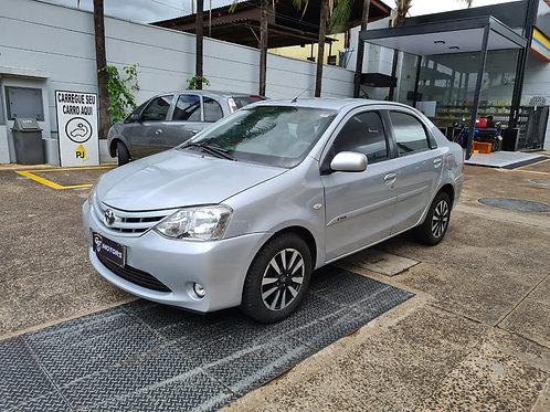 🚗 Etios Sedan XS 1.5 flex 2013 ótimo km 🚗