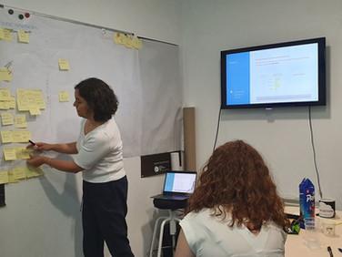 Designing adaptive visualisation tools for Cybele