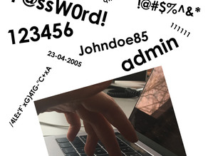 Security by password authentication - Do you remember them all?