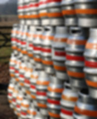 Casks of Craft Beer from Crafty Brewing Co.