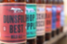 The Crafty Brewing Co selection