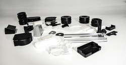 Various Injection Molded Items