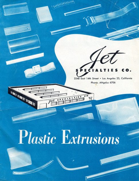 Jet Specialties Catalog Cover