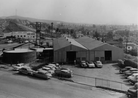 Jet Plastics Yard 1950s