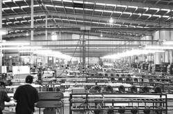 Jet Plastics Extrusion Department