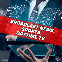 5SM021 Broadcast News, Sports, Daytime T