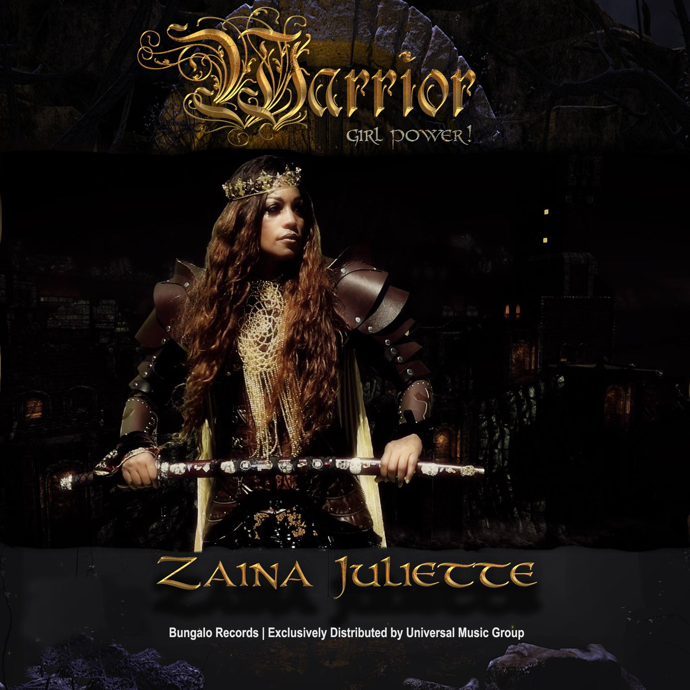 Warrior CD Cover Bungalo 2 no logo