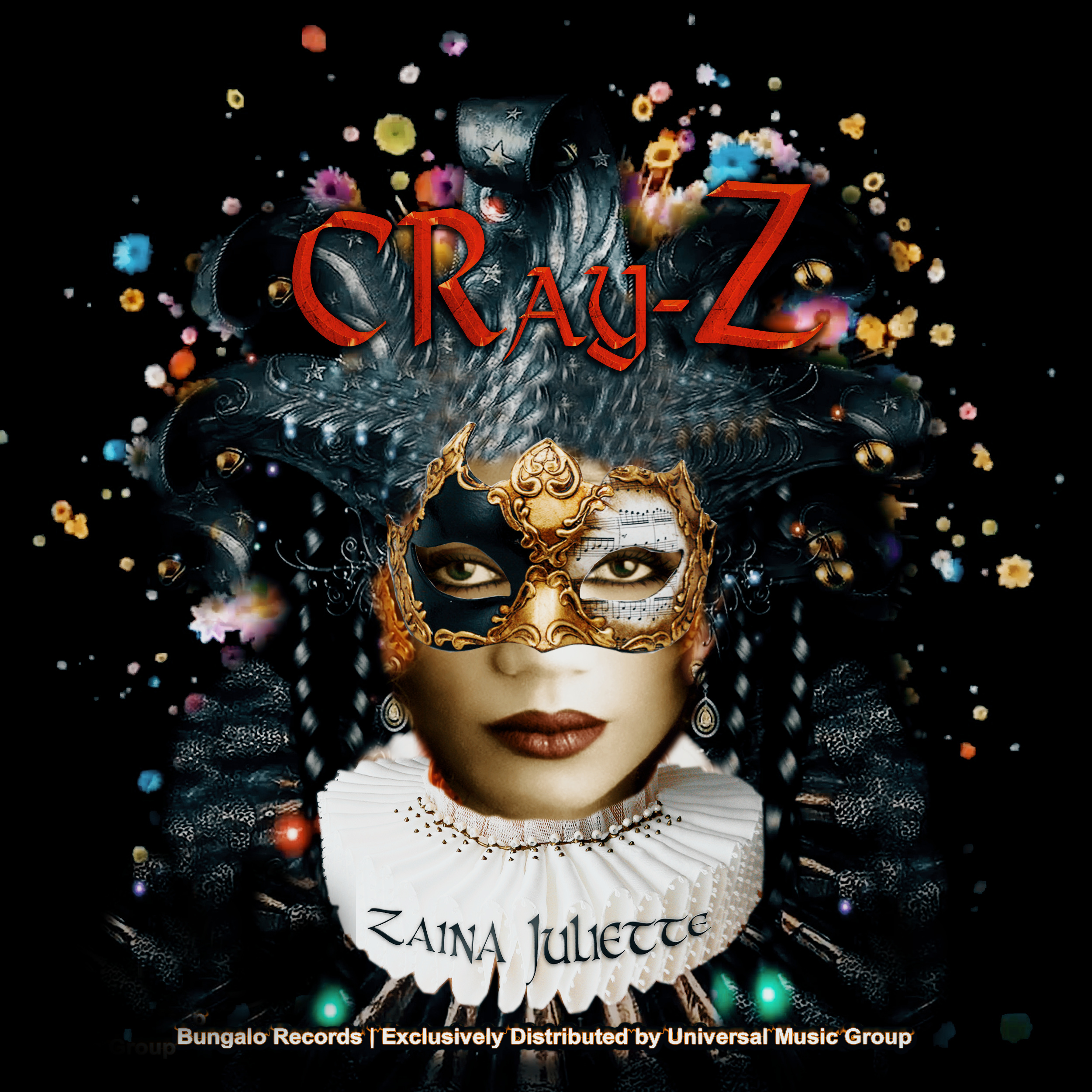 04 CrayZ CD Cover 3