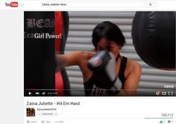 Hit Em Hard youtube VeVo, 188,712 on 8-22-2015