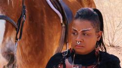 Zaina Juliette sister Tina Warrior
