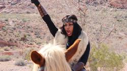 Zina Juliette in Warrior