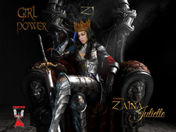 Zaina Juliette on new Throne 444t