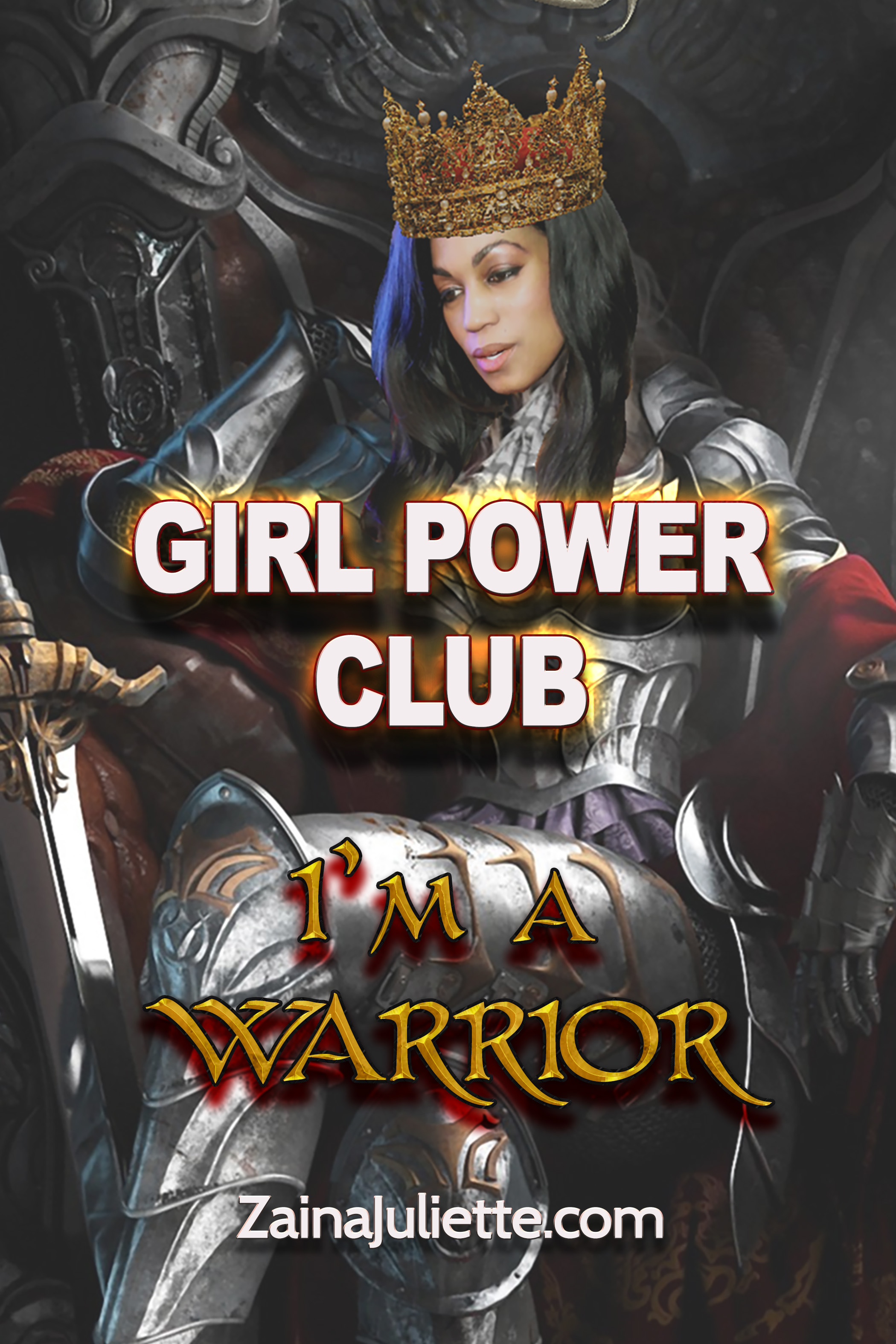 Girl Power Club Zaina Juliette
