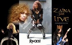 Zaina Live Poster newA
