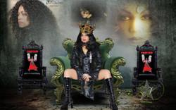 Z-Throne 2 Green Phantom