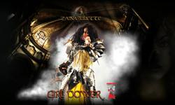 CD album cover concert