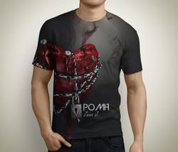 T-Shirt-POMH update Unisex FRONT
