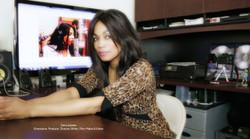 Zaina at Work