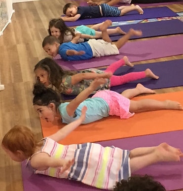 Yoga Tots