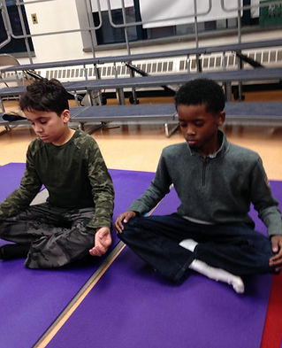 Elementary and After School Yoga & Mindfulness Programs