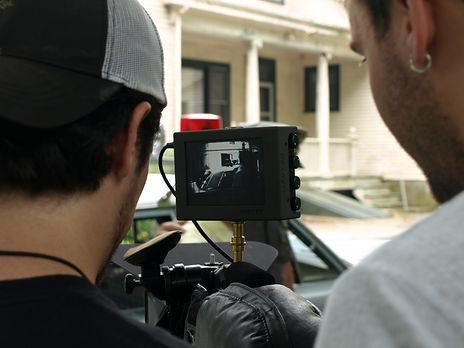 Alessio Cappelletti Brendan Uegama Cinematography Filmmaking Directing