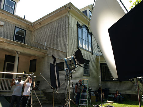 Lights Lighting Cinematography Filmmaking Alesso Cappelletti