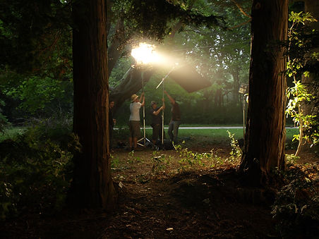 lights cinematography filmmaking directing Alessio Cappelletti