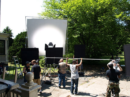 Lights filmmaking directing Alessio Cappelletti
