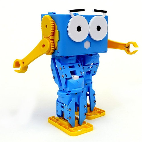 Marty the Robot Kit : build your robot kit