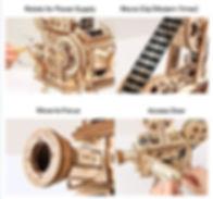 Robotime Stem 3d Wooden Mechanical Pu_ 1