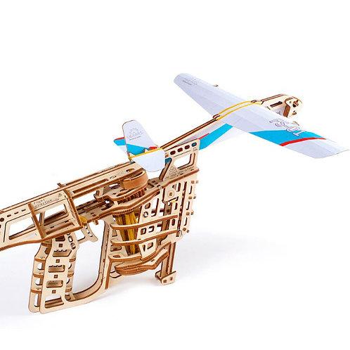 3D Wooden Puzzle - Flight Starter