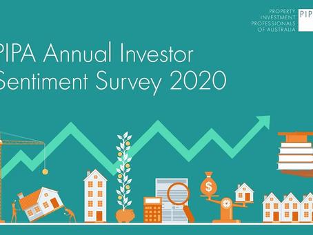 PIPA Annual Investor Sentiment Survey 2020