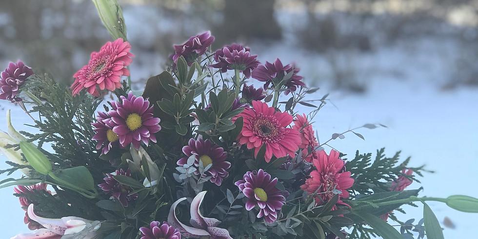 Galentine's Day Bouquet Workshop