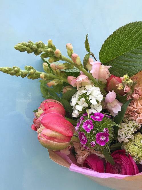 Shoreline Ballet SMALL Wrapped Bouquet